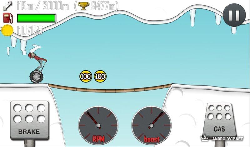 Hill Climb Racing - скачать игры на ...