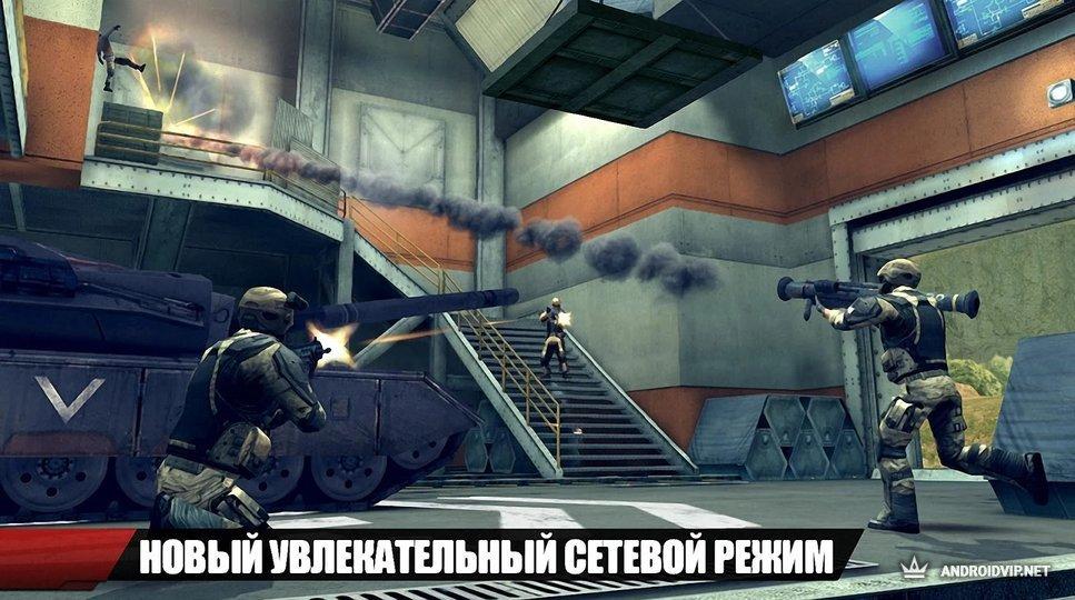 скачать игру Modern Combat 4 Zero Hour на андроид - фото 10