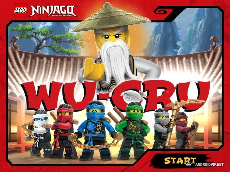 скачать игру ву кру ниндзяго - фото 4