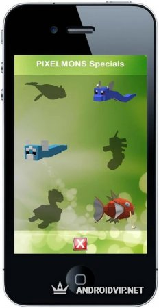 Pocket Pixelmon Go! 2