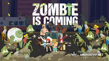 Zombie is Coming