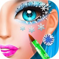 Ice Princess Fever Salon Game