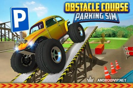 Obstacle Course: Car Parking