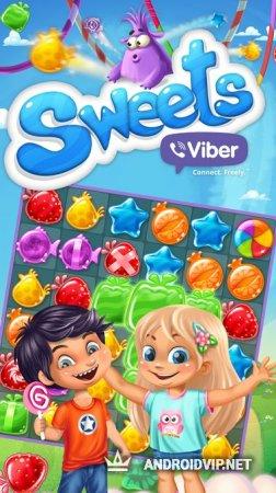 Viber Sweets