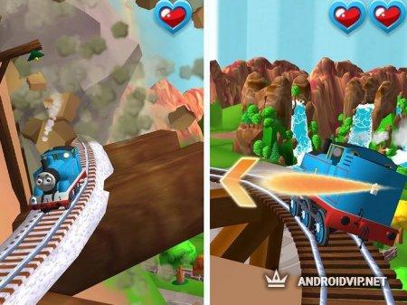 Thomas & Friends: Magic Tracks