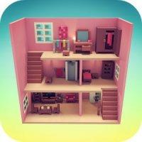 Игры для девочек кукольный дом