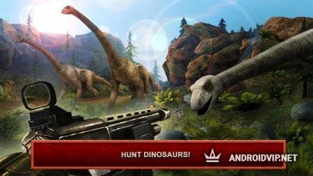 Deadly Dino Hunter: Shooting