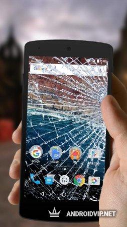 Сломанный Экран Prank