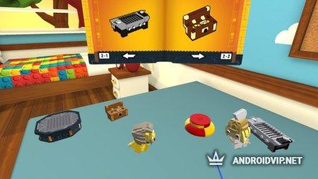 LEGO Brickheadz Builder VR