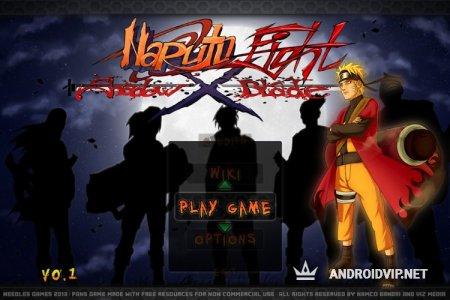 Naruto Fight Shadow Blade X