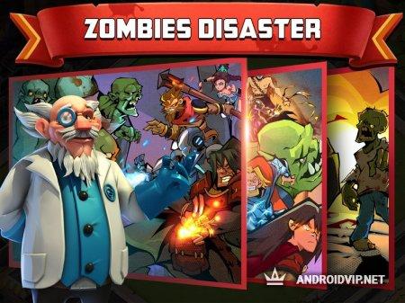 Clash of Zombies 2: Atlantis