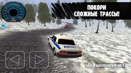 Русская Волга ГАЗ ДПС
