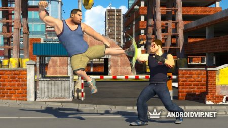 Hunk Big Man 3D Fighting Game