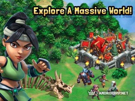 Dragonstone: Guilds & Heroes