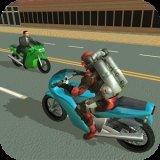 Jetpack Hero Miami Crime