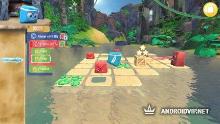 Box Island - для юных кодеров!