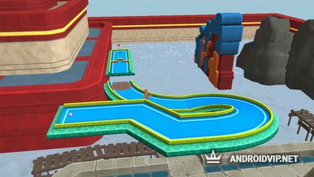 Mini Golf 3D City Stars Arcade