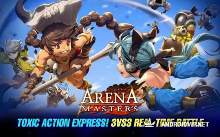 Arena Masters: Legend Begins