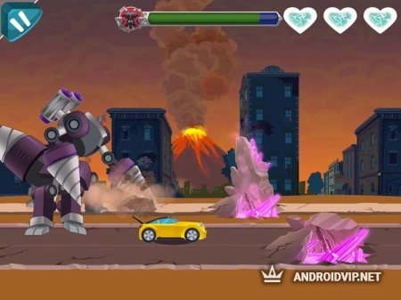 Transformers Rescue Bots: НсБ