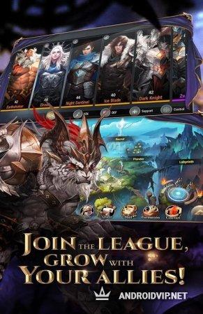 League of Angels - Paradise Land