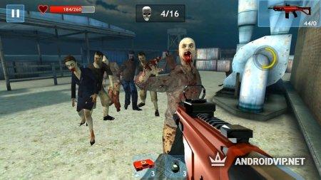ЗОМБИ ЦЕЛЬ (Zombie Objective)