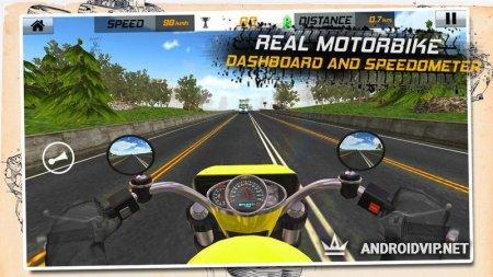 Traffic Rider: Highway Race