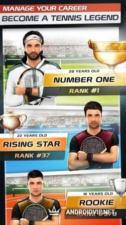 TOP SEED - Tennis Manager