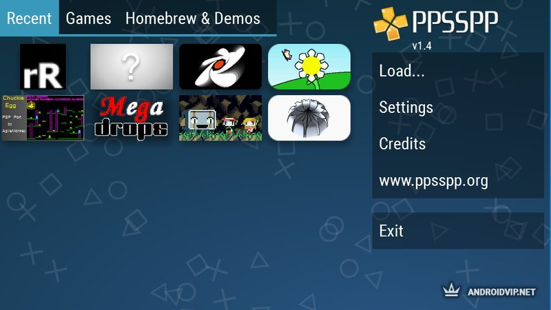 PPSSPP Gold - PSP emulator 1.1.0.0 [Ru] (2015) …