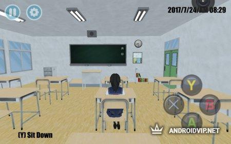 High School Simulator 2018