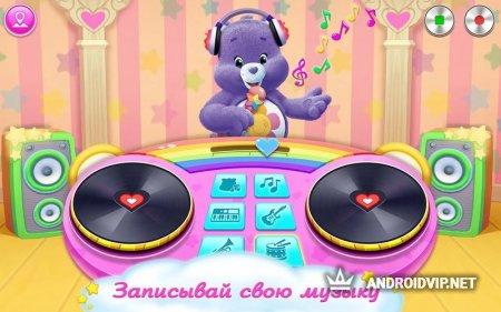 Заботливые Мишки-музыканты