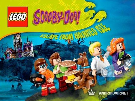 LEGO Scooby-Doo Haunted Isle