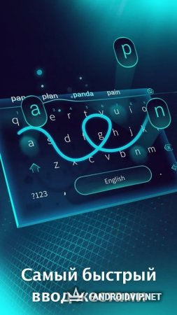Cheetah Keyboard — Клавиатура Гепард
