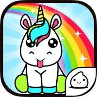 Unicorn Evolution - Idle Cute Clicker Game Kawaii