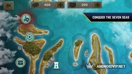 Вражеские воды: битва подводной лодки и корабля