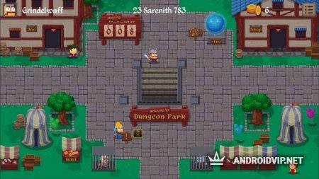 Dungeon Park Heroes
