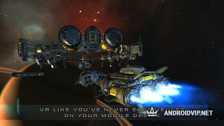 Project Charon: Space Fighter VR