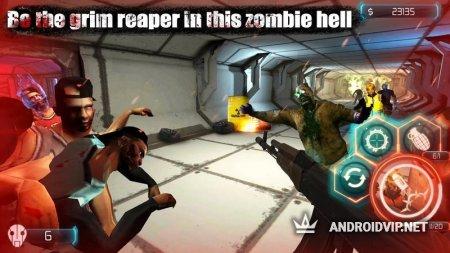 Вторжение зомби: мертвый город HD