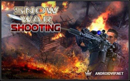 Snow War Shooter 2017