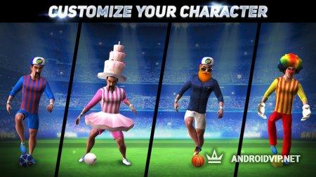 SkillTwins Football Game 2
