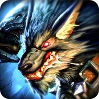 Ninja Wolfman-Street Fighter