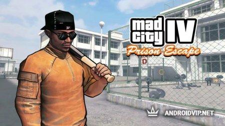 Mad City IV Prison Escape