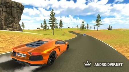Aventador Drift Simulator