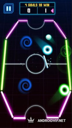 Лазерный хоккей 3D - Laser Hockey