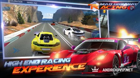 Mad 3D: Highway Racing