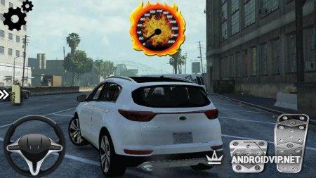 Sportage Driving Simulator City