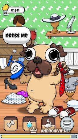 Pug - My Virtual Pet Dog