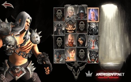 Brutal Fighter : Боги войны