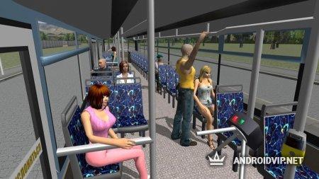 Симулятор трамвая 3D - 2018