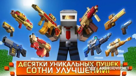 Craft Shooter Online – Building & Shooting Games