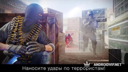 Overkill Strike:Counter Terrorist FPS Shoot Game